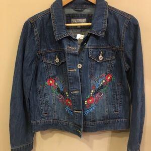 Bagatelle Jean jacket
